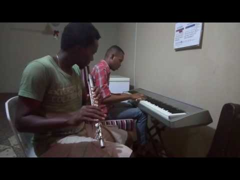ONISE IYANU....Flute & Piano