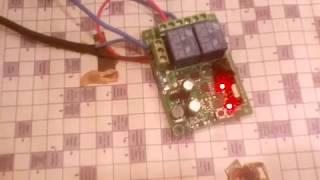 433 МГц Универсальный Беспроводной модуль дистанционного управления