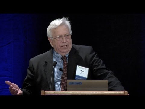 Wes Jackson - Global Food Systems