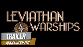 Leviathan Warships - Announcement Trailer