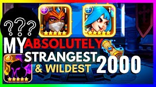ALL-IN! Wildest 2,000 Heroic Summons Did I get Any Penny or Amen-Ra? Idle Heroes Heroic Summon