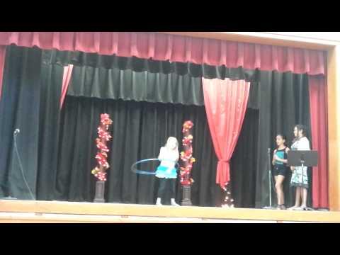 2015 Mission Avenue School talent show