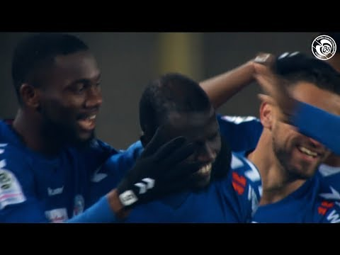 TOP buts Racing 17/18 | #2 Kader Mangane vs. Toulouse