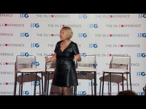 But First, a Word from a Woman - Cindy Gallop