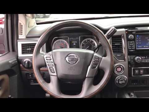 New 2017 Nissan Titan Xd Cummins V8 Turbo Diesel Platinum Reserve