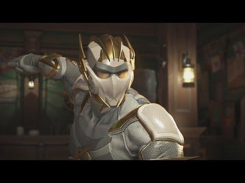 Injustice 2: Godspeed Epic Gear!