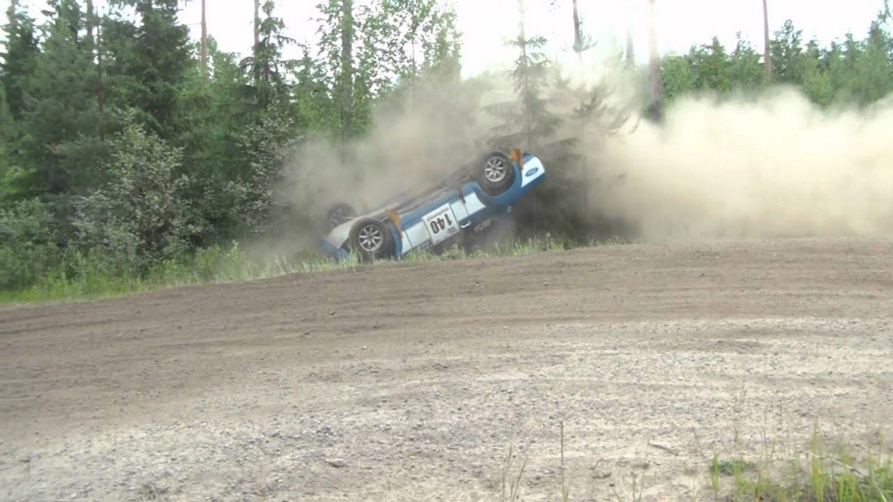 1000 lakes rally jyv skyl 7 7 2012