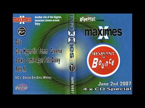 Maximes Ministry Of Bounce June 2nd 2007 CD1 Track13