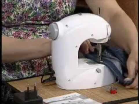 Мини-швейная машина SINBO