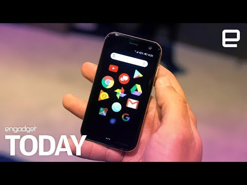 Palm is back, and it built a tiny smartphone sidekick | Engadget Today