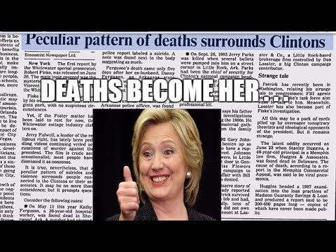 Friend Of Recently Deceased Clinton Investigator Said His Death Is NOT Suicide