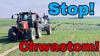 #279- Jesienne odchwaszczanie pszenicy ozimej! Pozbyć się konkurencji z pola!