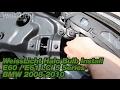 WeissLicht Halo Bulb Install E60 / E61 LCI 5 Series BMW (2008 - 2010)