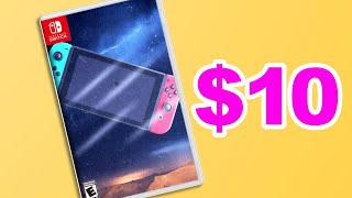 Cheap Nintendo Switch Games For $10!