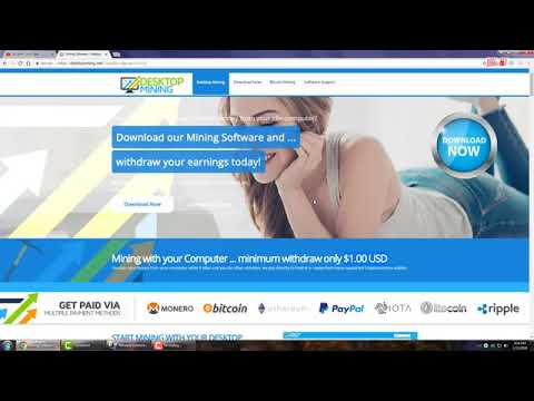How to mine cryptocurrency with pc