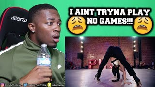 """SHE MADE ME SPIT MY WATER OUT!!! """"No Guidance"""" - Nicole Kirkland Choreography- REACTION"""