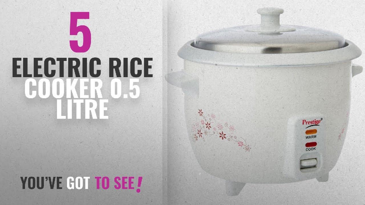 b8e42e19d1f Top 10 Electric Rice Cooker 0.5 Litre  2018   Prestige Delight PRWO ...