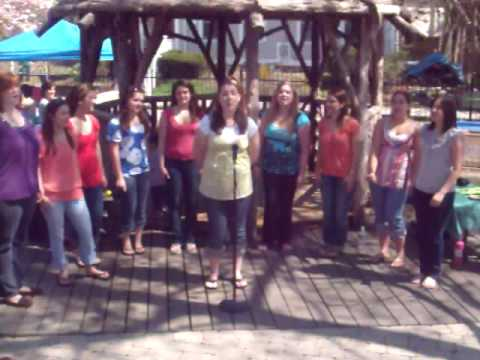 Breathless - Shania Twain -  Girls from the Hill