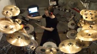 Rush-2112 Drum Cover