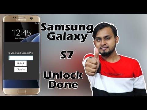 Samsung Galaxy S7 Unlock By Z3x Samsung Tool Pro 29.6