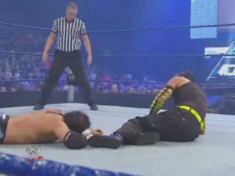 WWE Jeff Hardy vs Matt Hardy - Strecher Match (Part 1/2)
