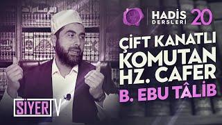 Çift Kanatlı Komutan Hz. Cafer b. Ebu Tâlib | Mahmut Karakış (Hadis Dersleri 97. Ders)