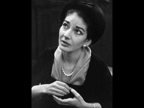 Convien Partir - Maria Callas