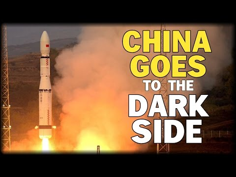 CHINA GOES TO THE DARK SIDE