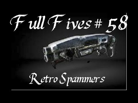 Gears of War 3: Retro's, Myrrah's, and Kantuses OH MY! (Full Fives #58)