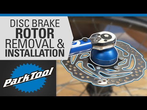How to Replace a Bicycle Disc Brake Rotor
