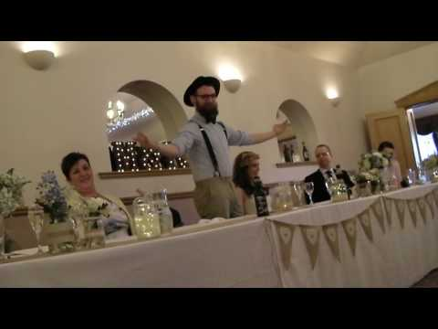 The Speeches | The Dufton Wedding 8/4/17