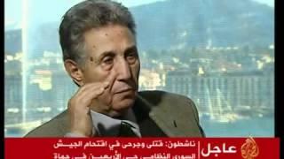 Ahmed Ben Bella sur Aljazeera, Algerie, Algeria