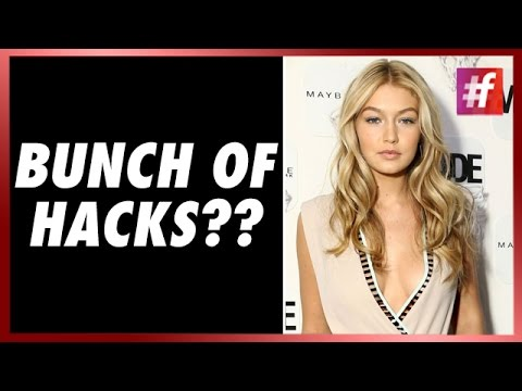 Gigi Hadid Is Blackmailed By Phone Hackers!
