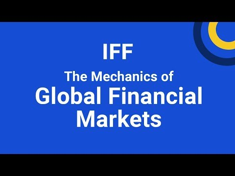 The Mechanics of Global Financial Markets training course