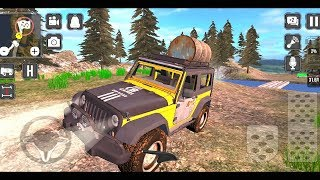 Offroad Track: Mudrunner Simulator Online - Android Gameplay | Online multiplayer Game