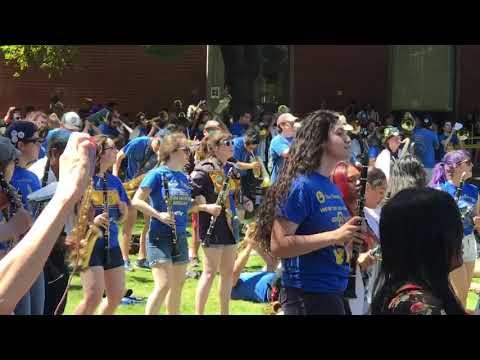 UC Davis Picnic Day 2018 - Edition 104, April 21, 2018 - The Quad V/B
