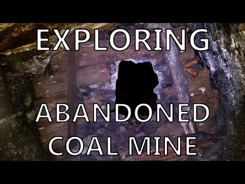 Pennsylvania Abandoned Coal Mine Exploration - Medical Room & Office Found