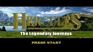 Nintendo 64 Longplay [055] Hercules: The Legendary Journeys