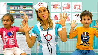 4 Doctor Songs for Children I Educational Videos & Kids Songs about Health