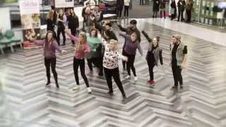 University of Derby Flash Mob