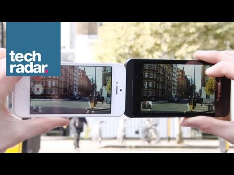 BlackBerry Z10 vs iPhone 5 Camera Test Comparison