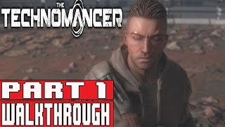 The Technomancer Gameplay Walkthrough Part 1 (1080p PS4) - No Commentary