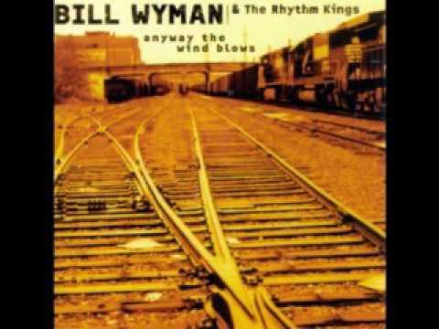 Bill Wyman & The Rhythm Kings - 1988 - Sugar Babe - Dimitris Lesini Greece