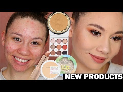Testing NEW Products on ACNE!