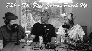 E29 - The First Improv Punch Up! (Arrival of a Train at La Ciotat, The Wolf Man, King Kong)