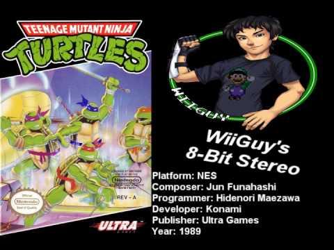 Teenage Mutant Ninja Turtles (NES) Soundtrack - 8BitStereo