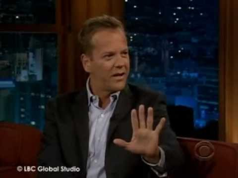Kiefer Sutherland interview on 24 Redemption and.ttes