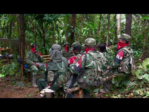 afpes: Colombia: cese al fuego, centro de diálogos entre gobierno y ELN
