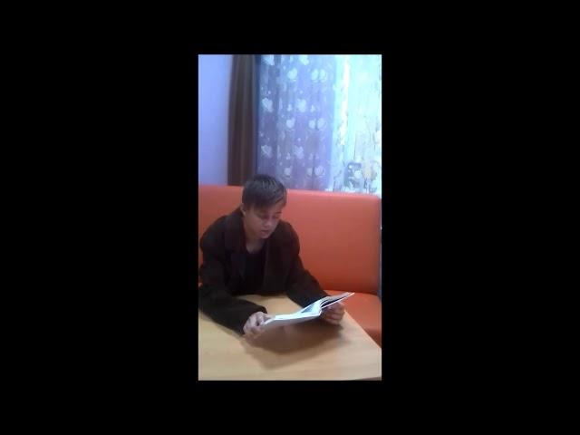 Изображение предпросмотра прочтения – НикитаАблясов читает произведение «Архипелаг ГУЛАГ» А.И.Солженицына