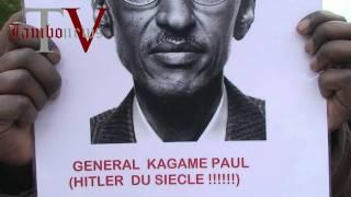 Recueillement en mémoire des victimes des massacres de 1996 en RDC. 1/3